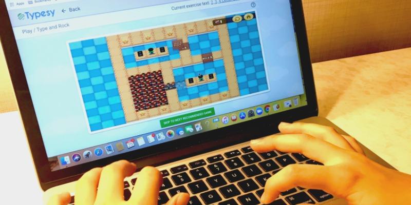 Homeschool Typing Program