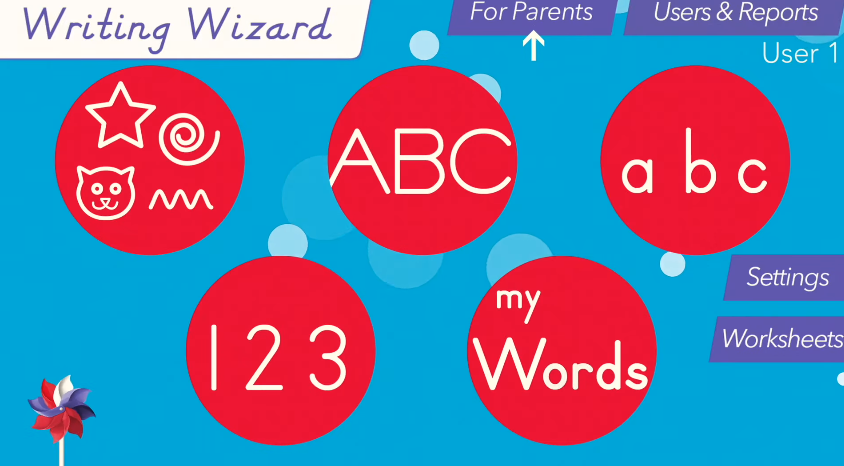 Best Writing Apps for Kids - Writing Wizard