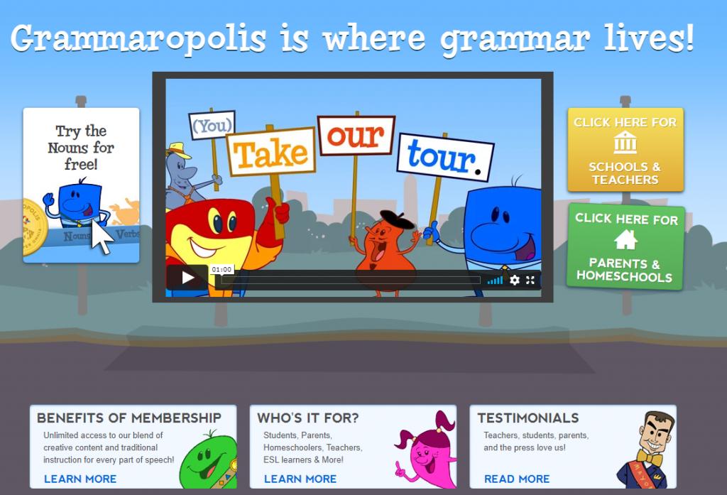 Best Writing Apps for Kids - Grammaropolis