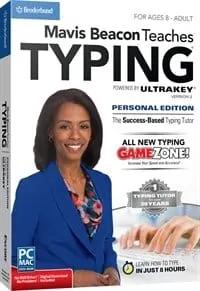 Mavis Beacon Teaches Typing- Personal Edition