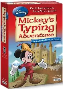 Disney: Mickey's Typing Adventure Web