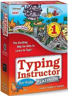 Typing Instructor for Kids Platinum-5